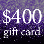 $400 Gift Card